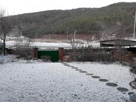[포토뉴스] 춘삼월에 눈