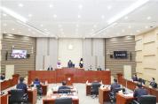 제246회 성주군의회(임시회)폐회